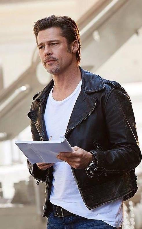 Brad Pitt #breitling | Brad Pitt ️ in 2019 | Brad pitt ...