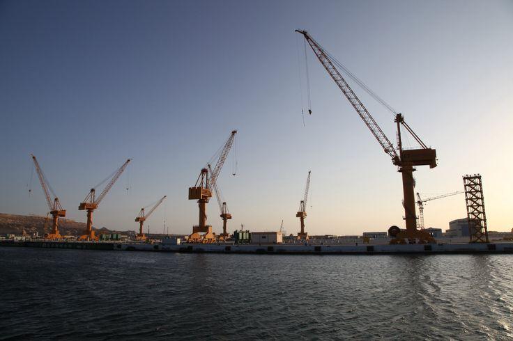 Duqm, Oman Drydock Company الدقم، شركة عمان للحوض الجاف