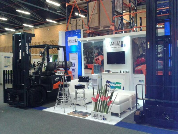Montacargas AMYM Stand 612
