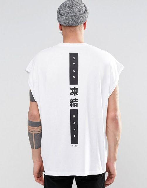 camiseta Sleeveless Masculina (1)