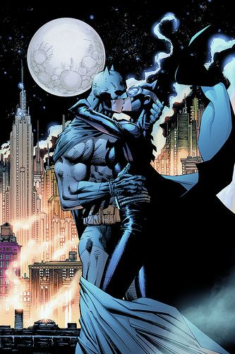 """""""Kissing the Night"""" by Jim Lee - Available for purchase at artinsights.com"""