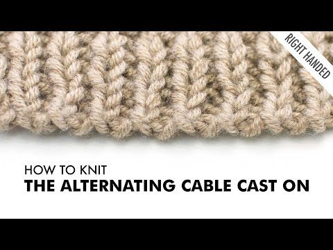 1000+ images about purl 2 tutorials on Pinterest Cable, Knitting daily and ...