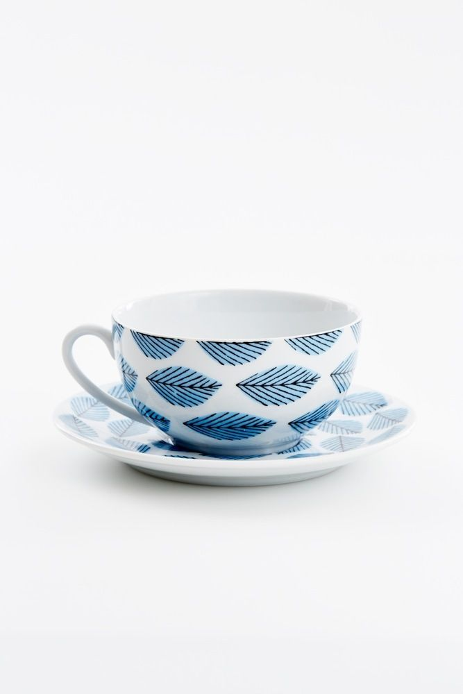 House of Rym tea and cup saucer