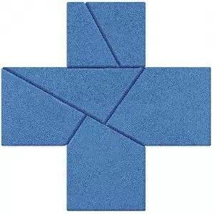 Puzzle La cruz complicada: 5,50€. Más info aquí: http://eldesvandesarah.es/ds/producto/puzzle-la-cruz-complicada/