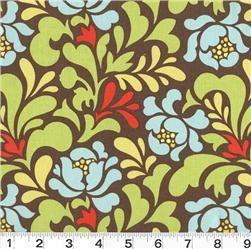 <3 it.: Baileys Pop, Baileys Sway, Pattern, Heather Baileysway, Gardens Fabrics, Baileys Fabrics, Pop Gardens, Colors Schemes, Fabrics Stores