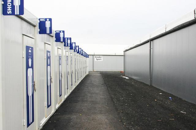 Mülteci Kampı Projesi