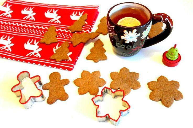 Pierniczki wyszły pyszne. ❄ Gingerbread came out delicious ❄
