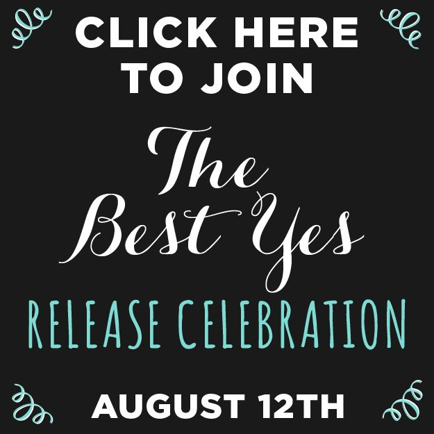 Is your schedule dictated by requests and endless demands rushing at you each day? Ever dread saying yes but feel powerless to say no? If so, join me with @Proverbs31Ministries for #TheBestYes {FREE} WEBCAST & LIVE Women's Event hosted by @LysaTerKeurst on August 12th at 6:15pm EST. Find out more and pre-register at www.LysaTerKeurst.com