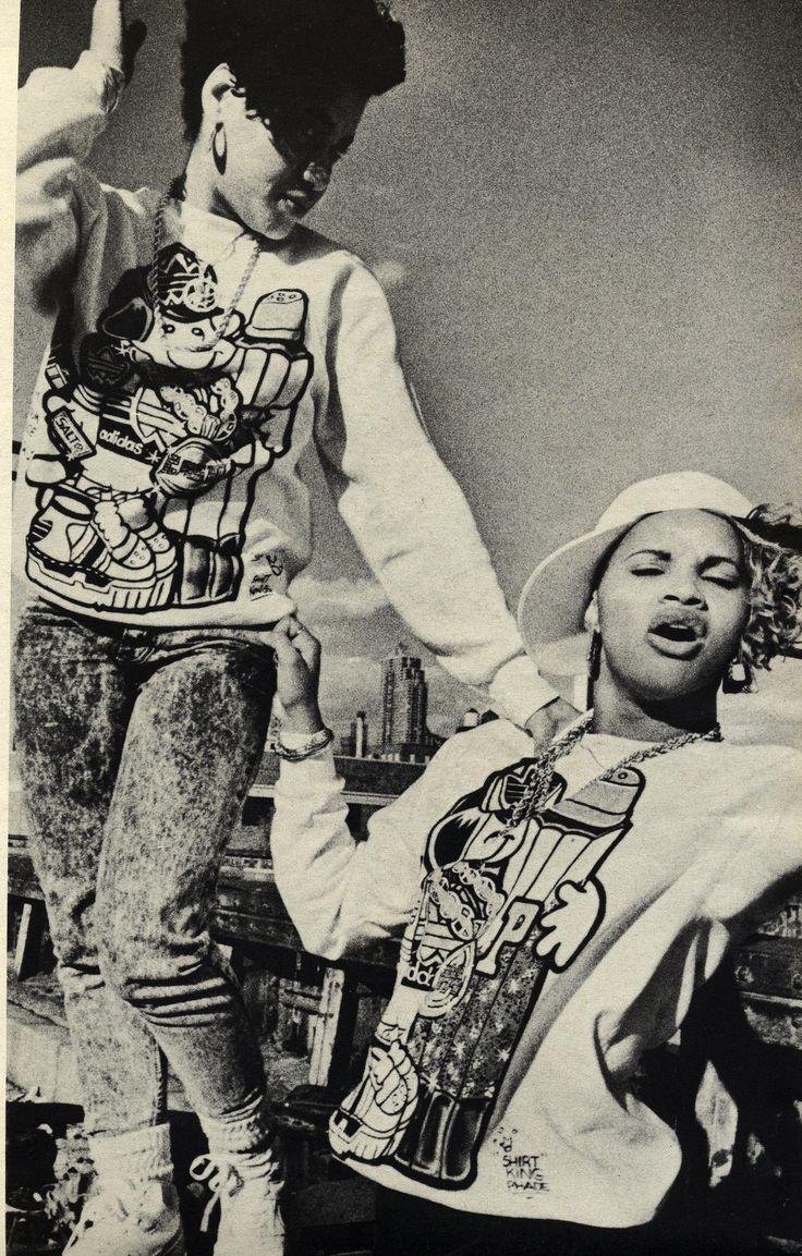 Salt-N-Pepa #HipHop #Photography