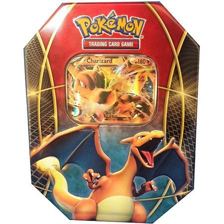 Pokemon Trading Card Game EX Power Trio Tin - Walmart.com