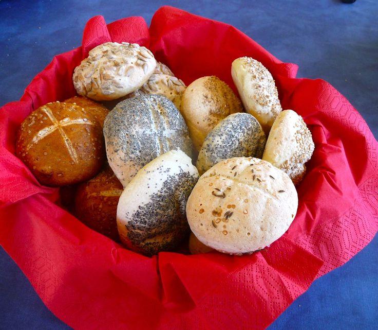 Buttermilchbrötchen - Glutenfrei Backen und Kochen bei Zöliakie. Glutenfreie Rezepte, laktosefreie Rezepte, glutenfreies Brot