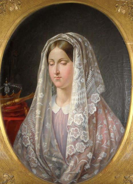 MARIA CRISTINA DI SAVOIA REGINA D'ITALIA