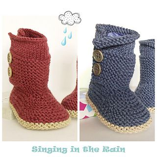 Singing In The Rain | Pattern