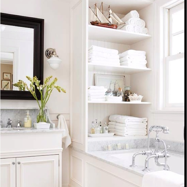 Bathroom Storage Ideas | Bathroom | Pinterest
