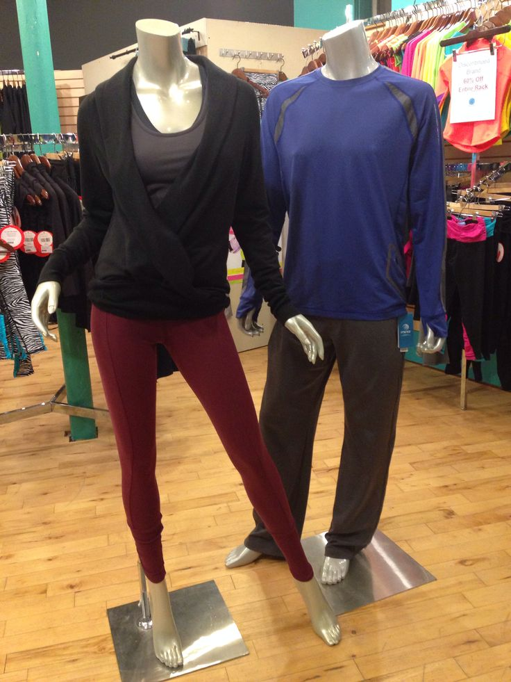 Awesome active wear for both men & women