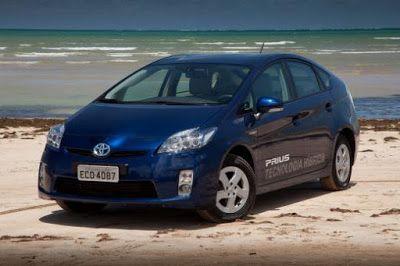 Toyota apoia o avanço da tecnologia híbrida no Brasil | Jornalwebdigital