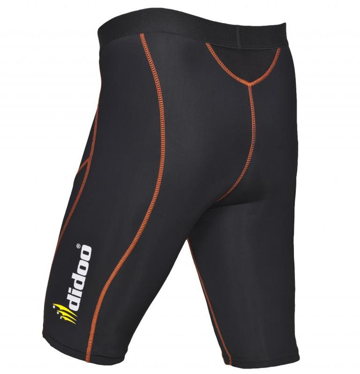 This Didoo Compression Short has an ergonomic design with a flat seam construction, designed to reduce chafing and improve the fit to enhance performance. This product is 100% Genuine and come with tags.  Ideal as a base layer or for training, Didoo Shorts are a tight fit compression garment. All Season Compression Baselayer which keeps you cool when its hot and keeps you hot when its cool.
