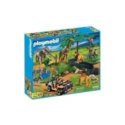 Playmobil Safari Play Set $58.99, Chirstmas gift, perhaps?