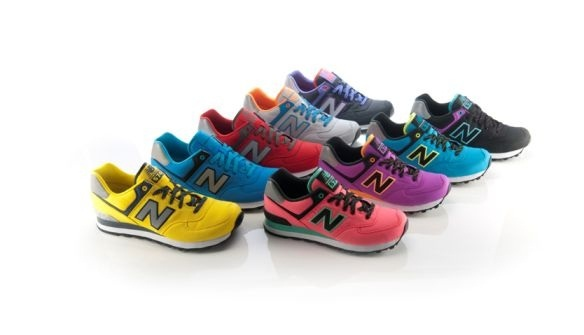 The complete set of bright new NB Windbreakers!