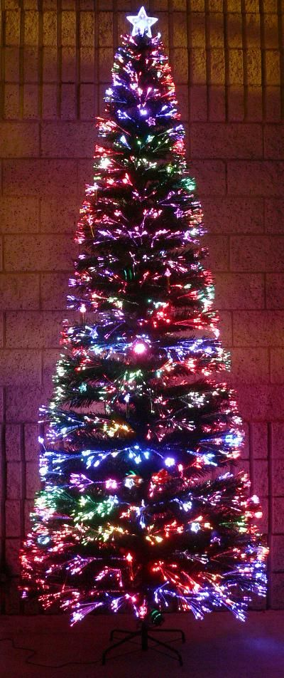 Fiber Optic Christmas Tree 3 Ft