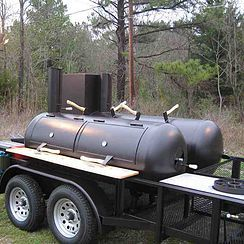 Accessories and custom add-ons for your custom smoker!
