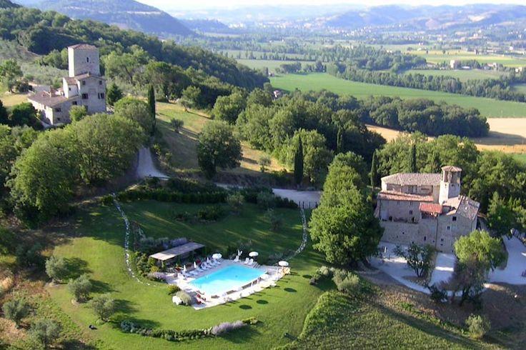 Torri di Bagnara, Umbria, Italy