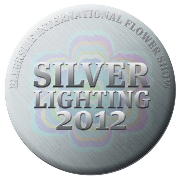 Silver Award for Lighting Effects in the Exhibit
