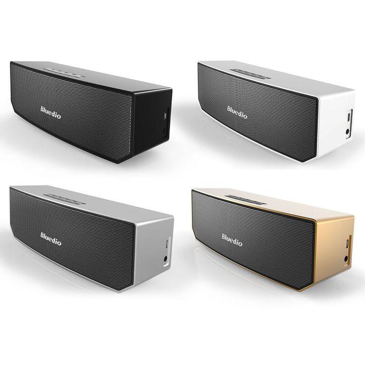 Bluedio BS-3 Bluetooth Wireless Stereo Speaker Portable Outdoor Speakers,PC/IOS | eBay