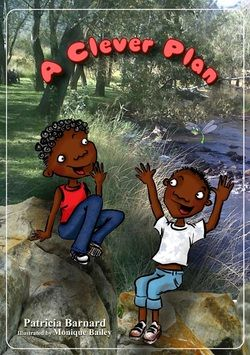 Delightful Children's Tales from Africa written by Patricia Barnard, illustration ©Monique Piscaer Bailey. Books available from www.smashwords.com
