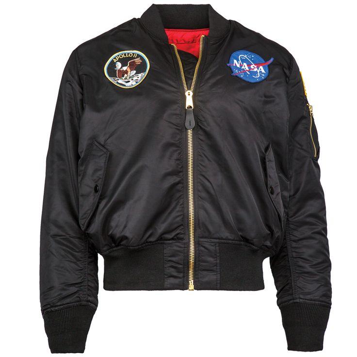 apollo ma 1 flight jacket alpha industries - Midcentury Cafe 2015