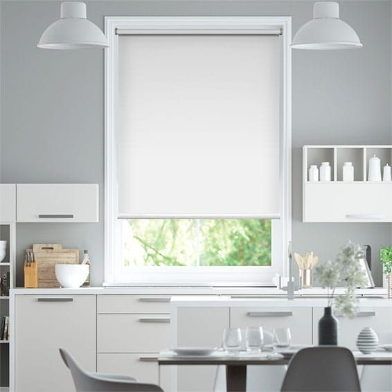 Roller Blinds Online 100 Waterproof Blockout And Durable In 2020 Roller Blinds Blinds White Roller Blinds