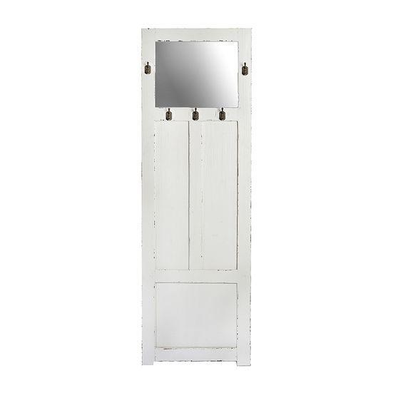 Garderobe TÜR weiß ca B:0,55 x L:1,71 m