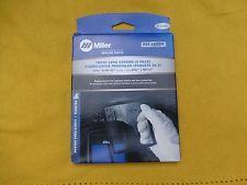 Miller Welding Helmet Clear Cover Froint Lens 216326 Pack of 5 Elite & MP-10