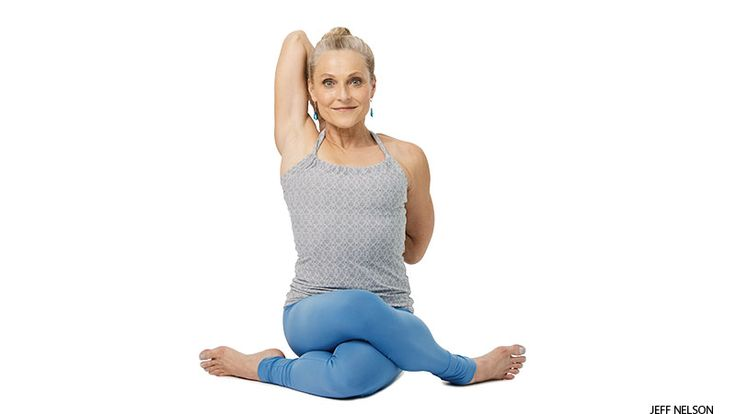 Practice these four poses to heal an injury or strengthen your shoulders to prevent one.