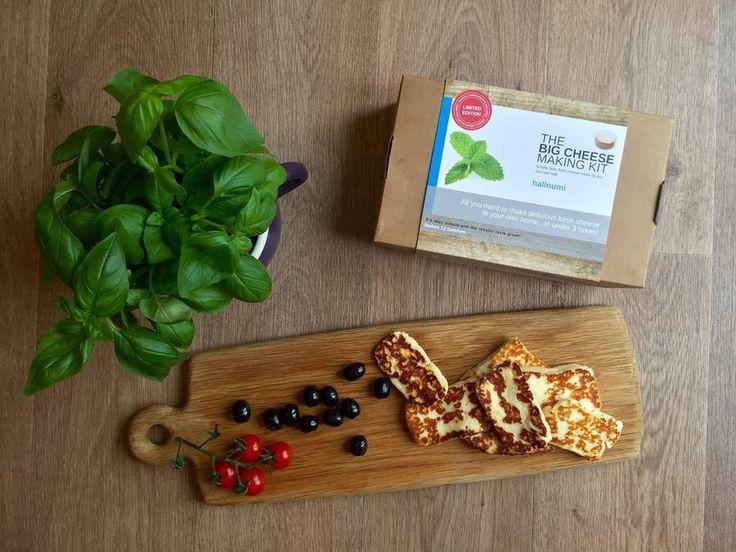 Halloumi Making Kit – Happy Kombucha