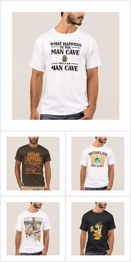 BestSelling Man Cave Tshirts on Zazzle. If you are looking for some cool tshirts you can personalize to get the best gift for him, have a look at these collection at Zazzle: http://www.zazzle.com/collections/bestselling_man_cave_tshirts_on_zazzle-119612228874793989