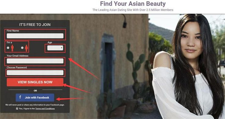 What are the best asian dating sites