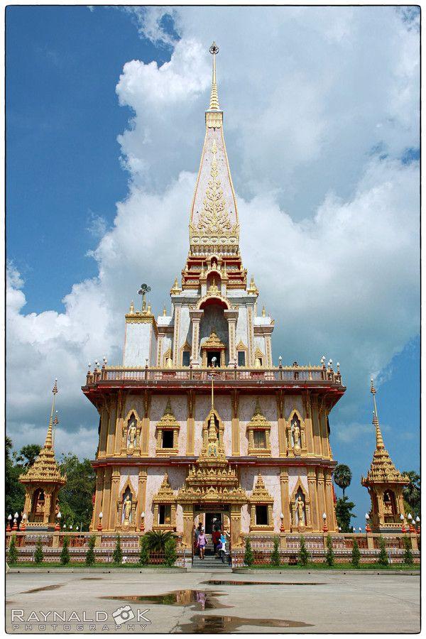 Wat Chalong by Raynald Kartawan on 500px