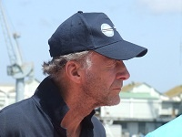A 21st century hero: Sir Ranulph Fiennes, who will be walking across the Antarctic in winter. Departed from CT yesterday.  www.thecoldestjourney.org  Image and video  hosting by TinyPic