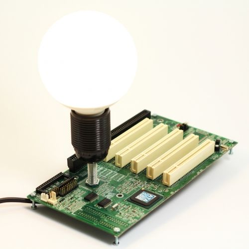 Computer mainboard interior decorative lamp | tablo.ro