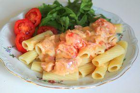 Gräddig pastasås med bacon - Jennys matblogg