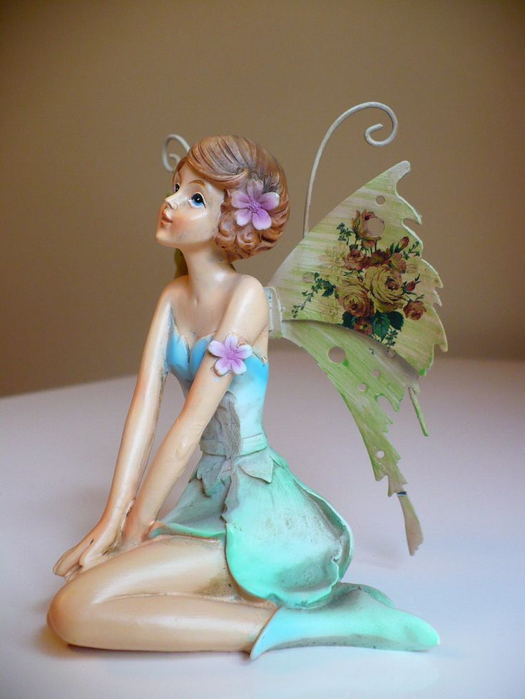 8 Best Images About Fairy Figurines On Pinterest Solar