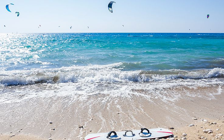 Top 11 Kite Spots in Greece