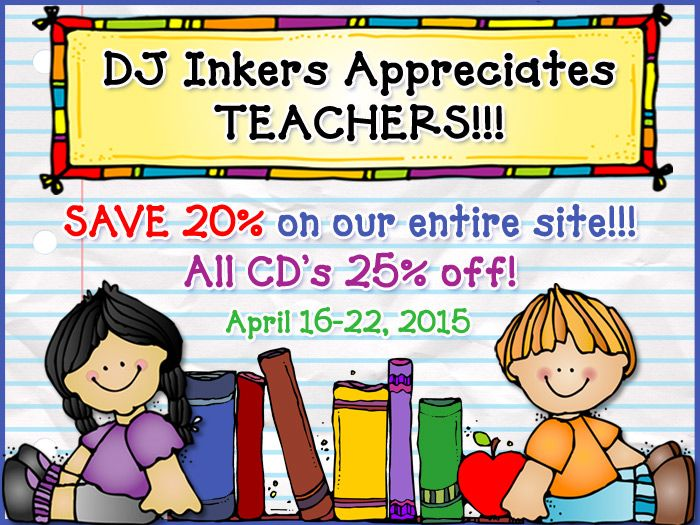dj inkers clip art fonts teacher ideas printables and - 700×525