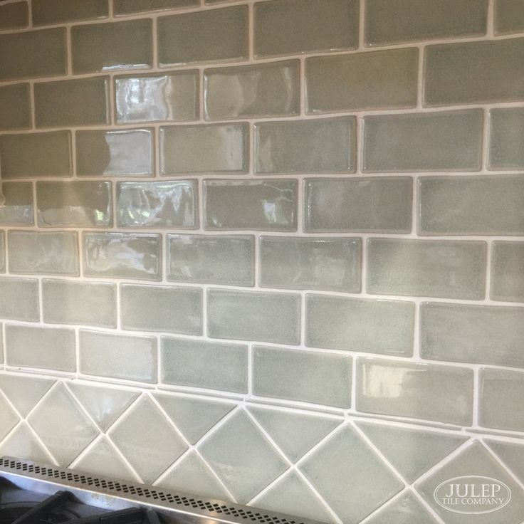Classic Cottage Kitchen With Handmade Subway Tile 4x4 Decorative Border Handmade Subway Tile Handmade Subway Tile Backsplash Shabby Chic Kitchen