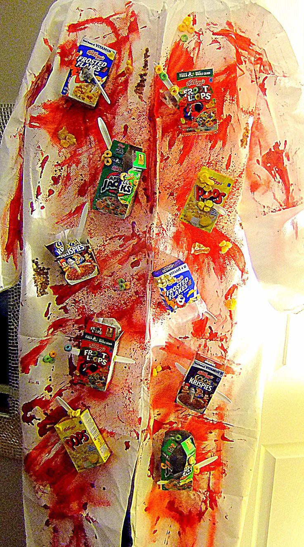 Cereal Killer Halloween Costume