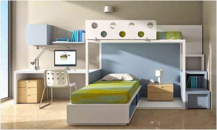 Dormitorio juvenil / Bunk beds http://www.decorhaus.es/es/ #muebles #Málaga #furniture