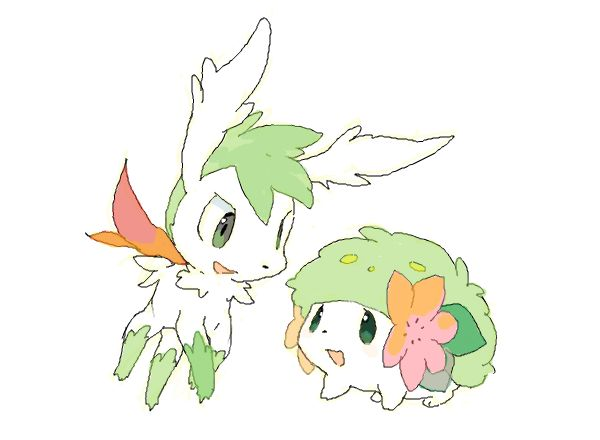 24 best Shaymin images on Pinterest | Nerd, Pokemon pictures and ...
