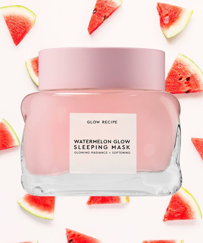 We Tried the Watermelon Face Mask with the 5,000-Person Wait List