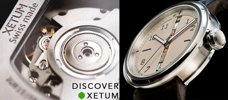 Swiss Automatic Watches, Automatic Watches for Men | Xetum